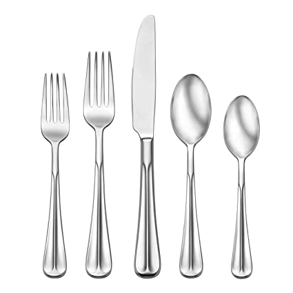 Amazoncom Oneida 89 Piece Dartford 1810 Stainless Fine Flatware