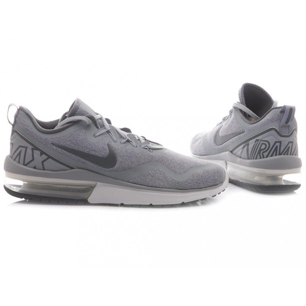 Nike Air Max Fury, Scarpe da Running Uomo, Grigio (Wolf Dk
