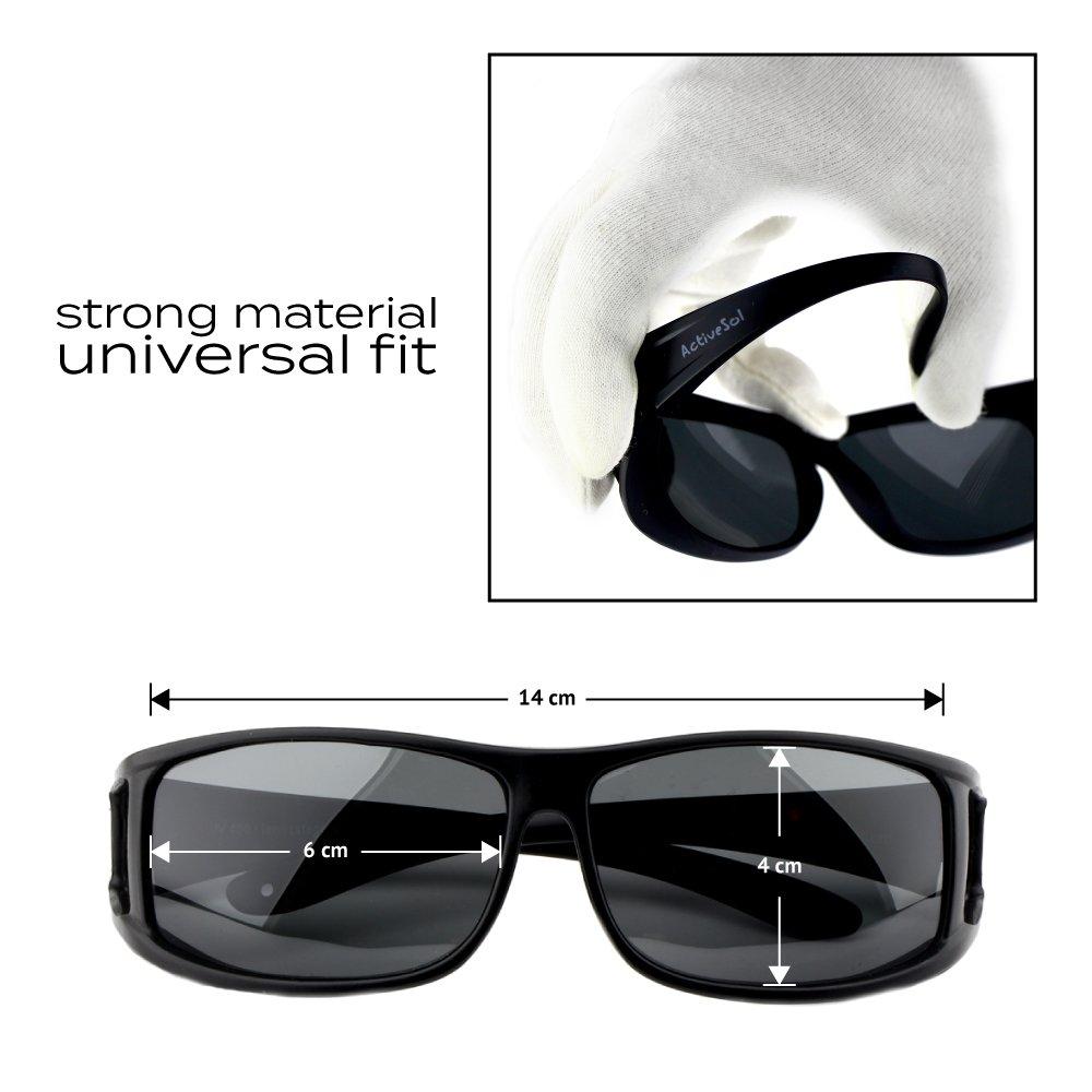 9ac6d8c909d ACTIVE SOL Men s Fit-Over Sunglasses