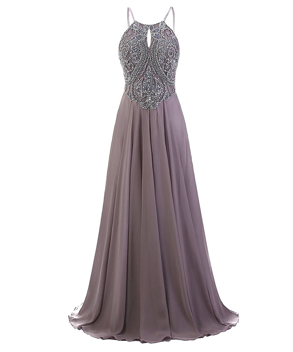 Dresstells® Long Bridesmaid Dress Mother of the Bride Dress with Beads DT9120886