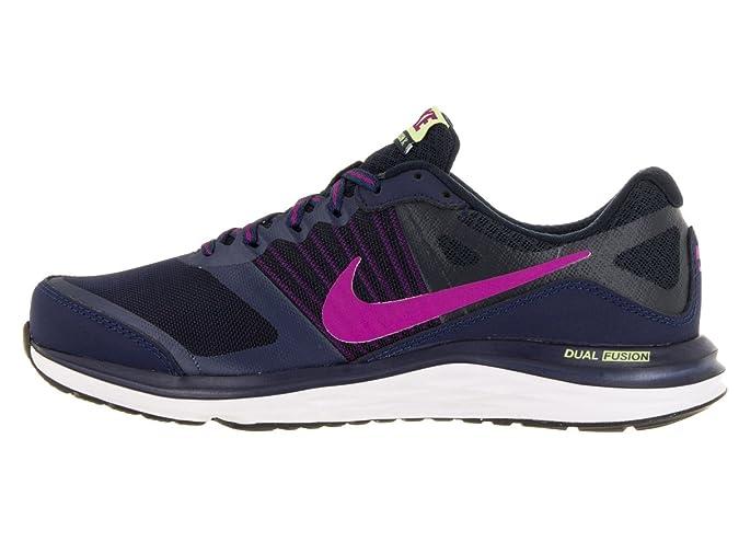 competitive price 8c0cf 0fb33 Nike - Zapatos de Cordones para Mujer Azul Size 36.5 Amazon.es Zapatos y  complementos