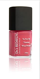 product image for Dr.'s Remedy Enriched Nail Polish - PEACEFUL Pink Coral