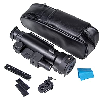 Firefield FF26014T Tactical Night Vision Rifle Scope Package