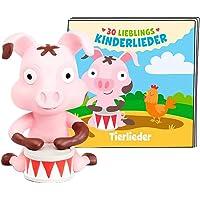 tonies Hörfigur 30 Lieblings-Kinderlieder für die Toniebox: Tierlieder