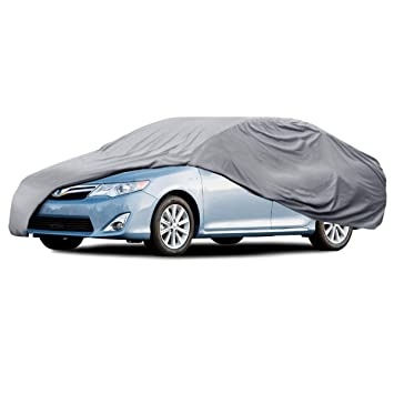 Amazoncom Car Cover for Toyota Camry Outdoor Waterproof Sun Dust