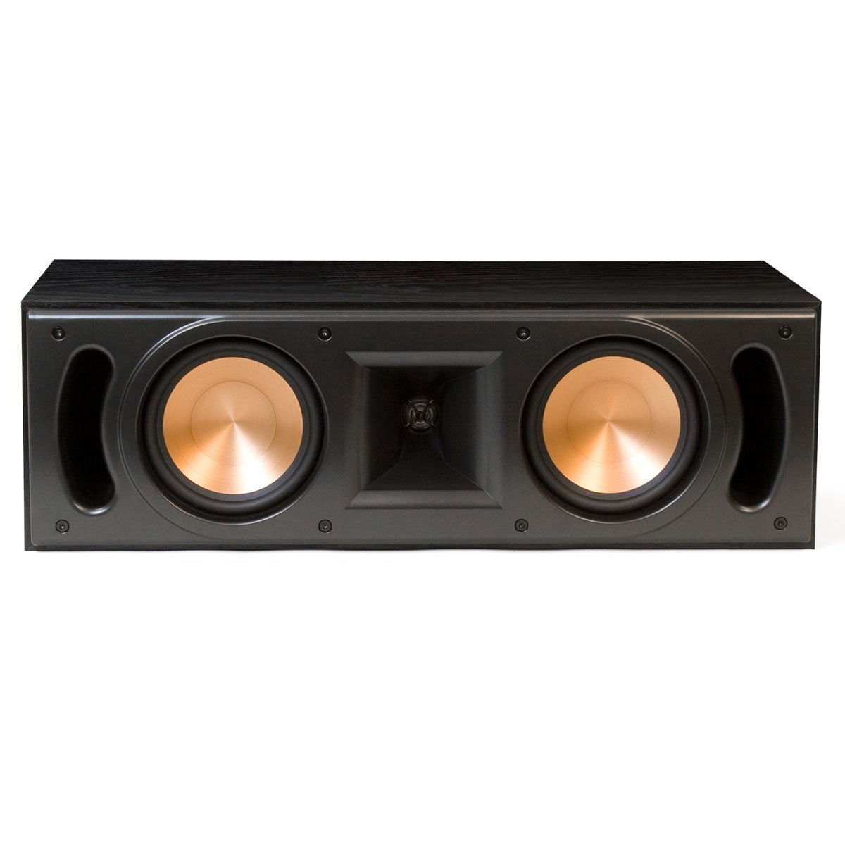 Klipsch RC-52 II Reference Series Center Channel Loudspeaker - Each (Black) by Klipsch