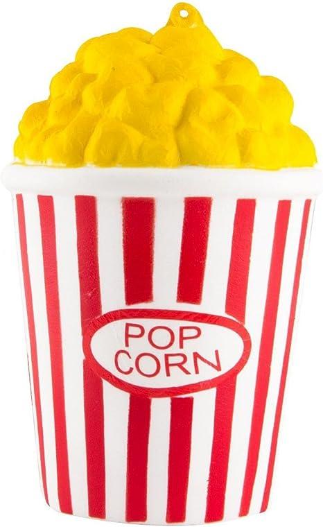 ZhengYue Squishy Kawaii Grandes Juguete Niños Squeeze Popcorn Copa ...