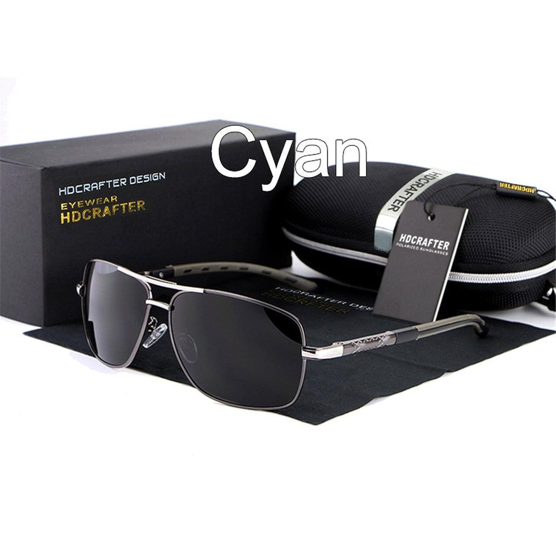 Lnabni Unisex Polarisierte Outdoor Sports Sonnenbrille Fahren Brillen 100% UV-Schutz