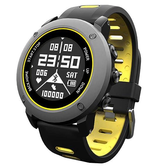 Smartwatch, Smart Watch Bluetooth Smart Bracelet, para iOS y ...