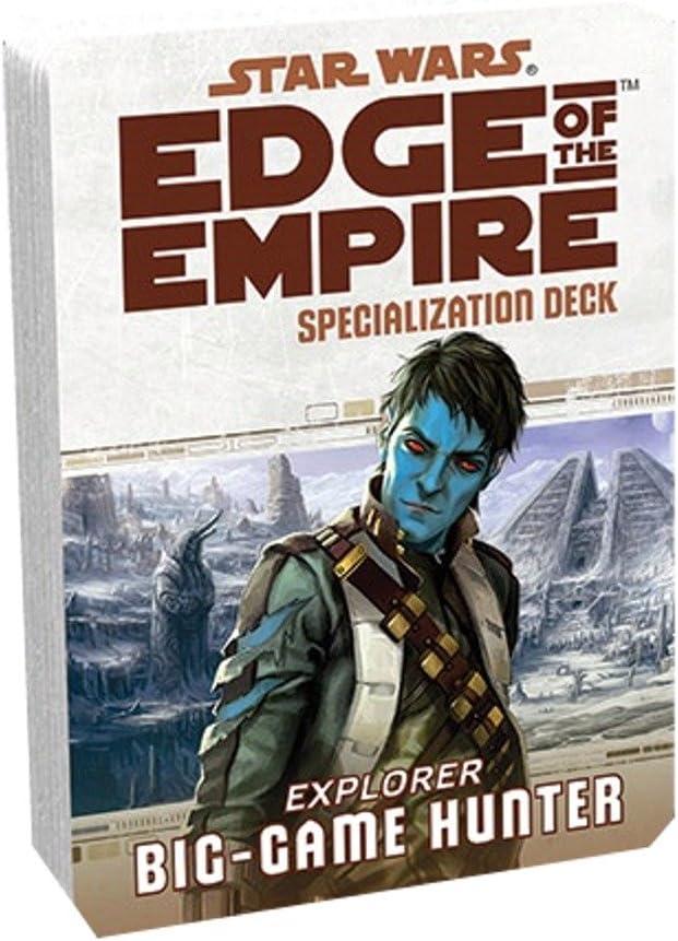Star Wars Juego de Mesa Edge of The Empire Big Game Hunter: Amazon.es: Juguetes y juegos