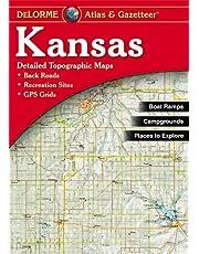 Kansas 1st Ed. Atlas