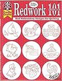 Redwork 101 Designs #5070