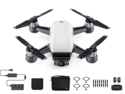 DJI Spark Fly More Combo Selfie Drone