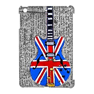 Custom Your Own Personalized Music Ipad Mini Case, Snap On Hard Protective Guitar Ipad Mini Case Cover by Maris's Diary