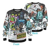(US) Star Wars Vintage Hoth Fleece Sublimation print (Large)