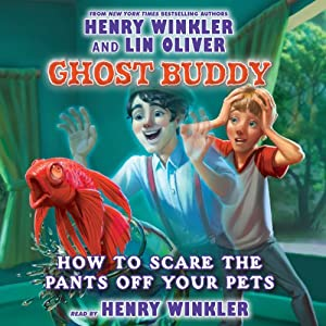 How to Scare the Pants Off Your Pet Audiobook