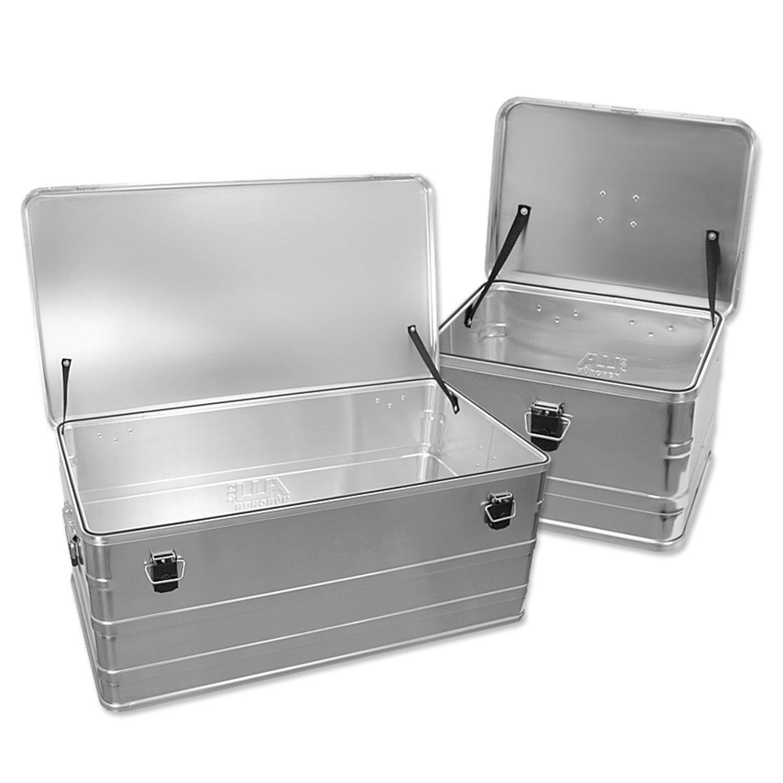 Alukoffer Aluboxen Lagerboxen Alukisten Kisten in verschiedenen Grö ß en - C-Serie ALUTEC