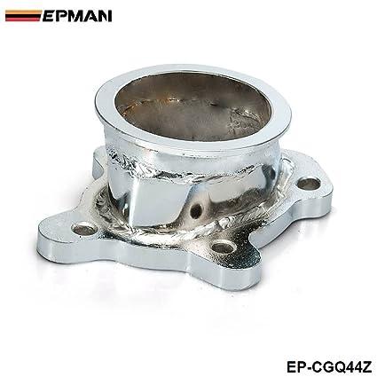 Amazon.com: EPMAN Turbo Down Pipe 5 bolt to 2.5