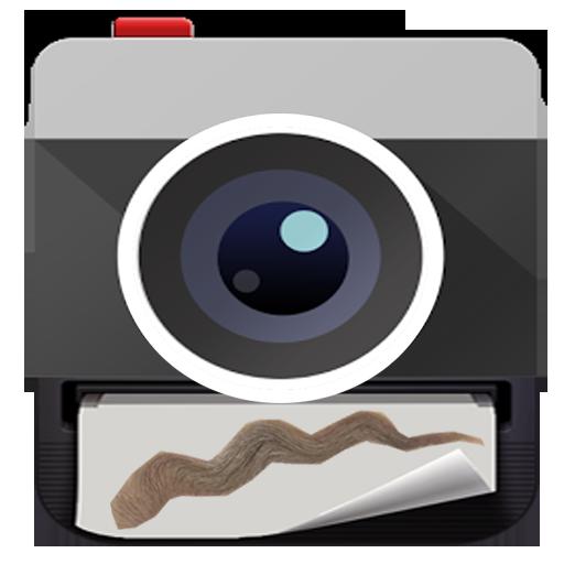 Wavy Eyebrows Camera