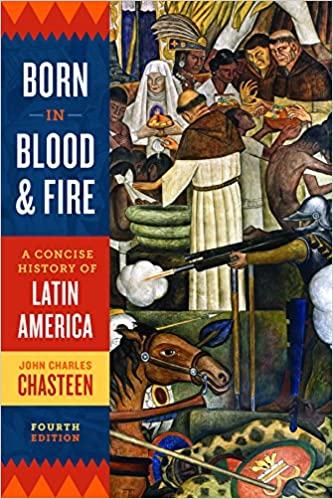 born in blood and fire chasteen