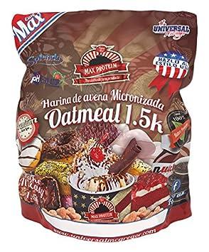 Max Protein Harina de Avena 1,5 kg Galleta Oreo: Amazon.es: Salud y cuidado personal