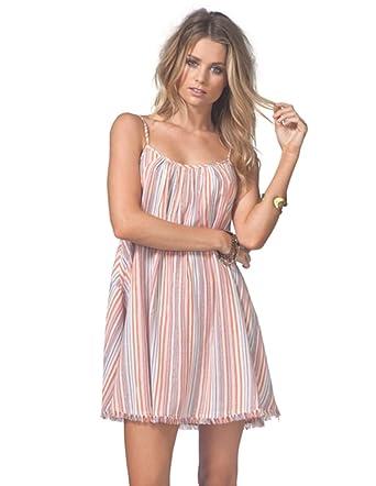 61acb8e936 Amazon.com  Rip Curl Women s Windswept Dress  Clothing
