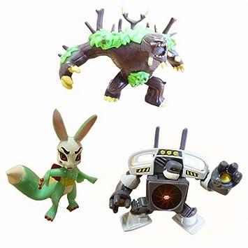Invizimals Jungleus Usako - Vortex + 3 cartas de realidad ...