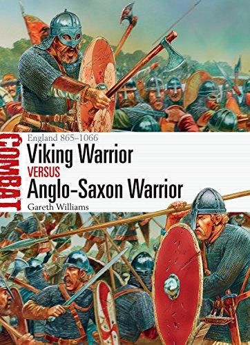 Viking Warrior vs Anglo-Saxon Warrior: England 865?1066 (Combat)