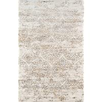 Momeni Rugs JULIEJU-03IVY2030 Juliet Collection Transitional Area Rug, 2 x 3, Ivory