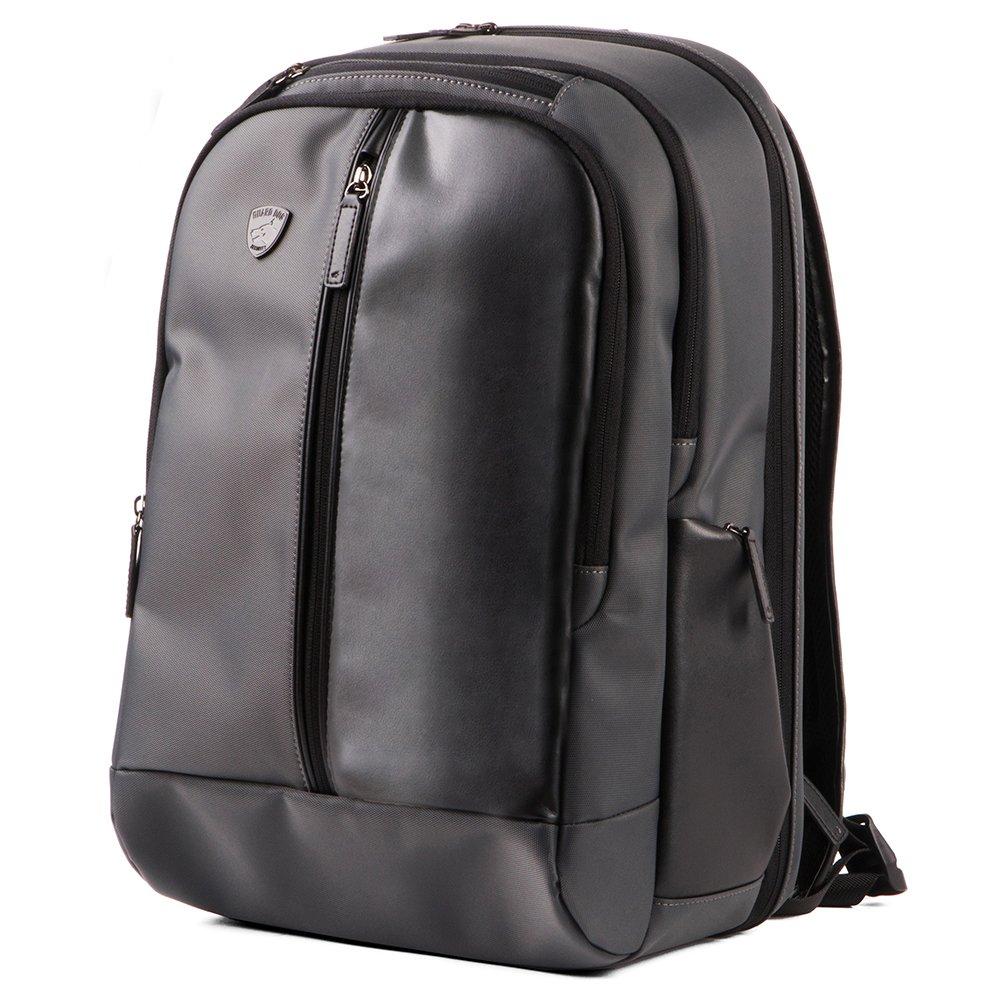 Guard Dog Security ProShield Pro Bulletproof Backpack, NIJ Certified IIIA, Sleek Look, Concealed Gun Holster and RFID Blocker Pouch, Black/Grey