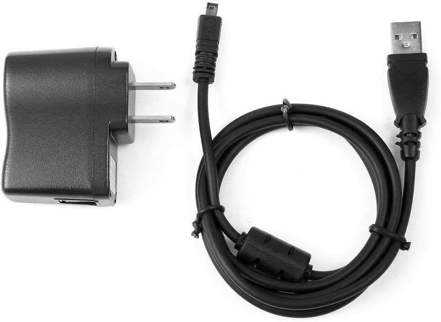 Durpower Mini USB Cable Sync Data cord for Panasonic Lumix DMC-LZ Series DMC-LZ7EGM,DMC-LZ7GC,DMC-LZ7GK,DMC-LZ7GN,DMC-LZ7P