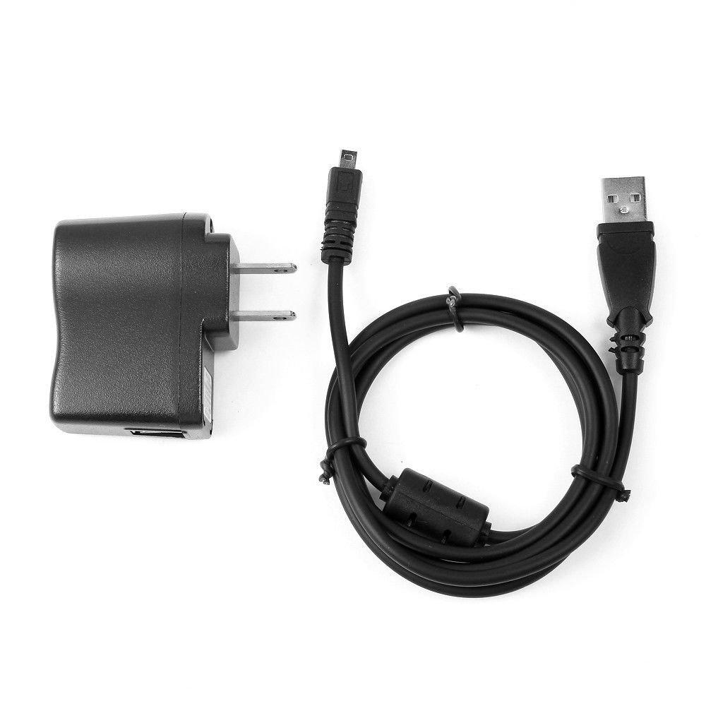USB DC Cargador Datos SINCRONIZACIÓN Cable Cable Para Panasonic Cámara Lumix DMC-ZS19 DMC-ZS35