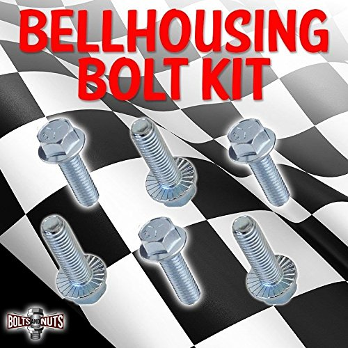 ord Bellhousing Bolt Kit 289 302 351W (Small Bellhousing)