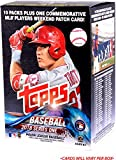 #8: 2018 Topps Baseball Series 1 Factory Sealed 10 Pack Box - Fanatics Authentic Certified - Baseball Wax Packs