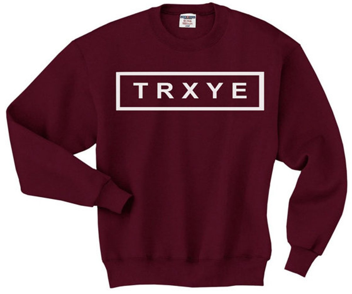 Trxye Pullover Crewneck Sweater Jumper Unisex Super Comfy Shirts
