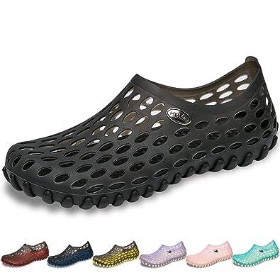 Amazon.com: BIGU sandalias de playa para hombre y mujer ...