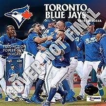 Toronto Blue Jays 2019 12x12 Team Wall Calendar