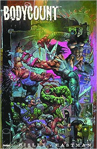 Teenage Mutant Ninja Turtles: Bodycount Casey Jones ...