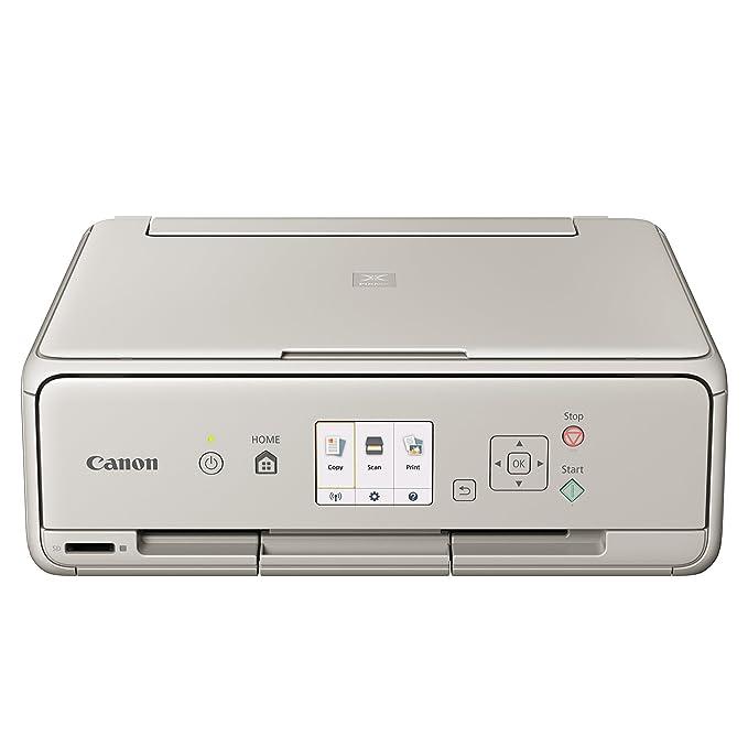 Canon PIXMA ts5053EUR Impresora multifunción Inyección de Tinta, 4800x 1200, Gris