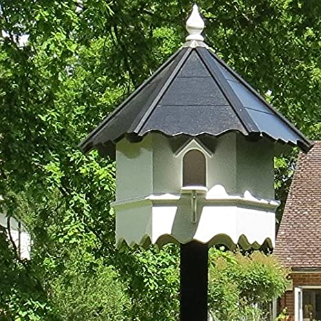 Palomar Manningtree, casa para pájaros, caja de nesting para palomas, palomas, de amarillo Farm: Amazon.es: Jardín