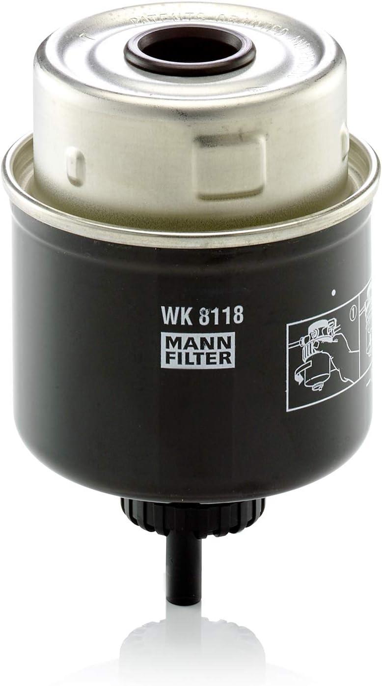 Original Mann Filter Kraftstofffilter Wk 8118 Für Nutzfahrzeug Auto
