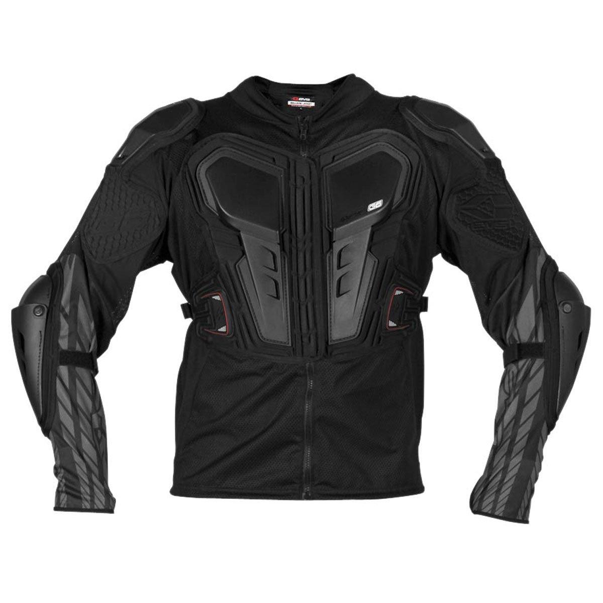 EVS Sports G6 Lite Ballistic Jersey (Black, XX-Large)