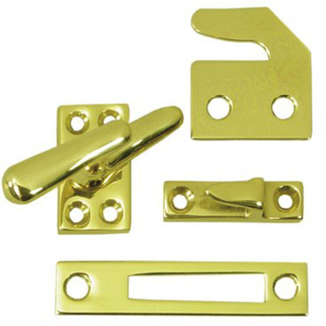 Deltana CF066U15 Casement Fastener Window Lock Small