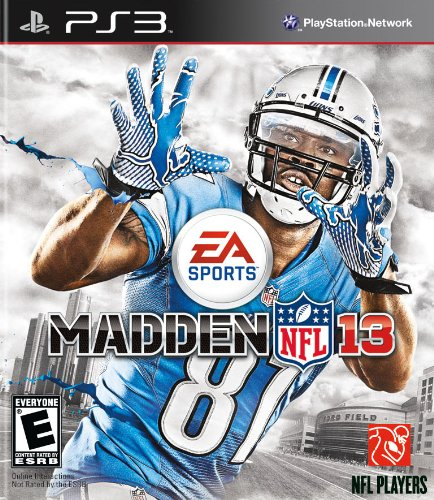 Madden NFL 13 - Playstation 3 (Console Transitions Entertainment)
