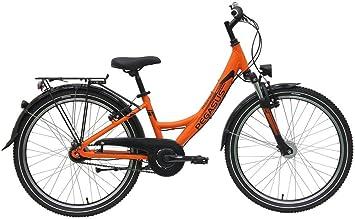 Pegasus Avanti – Bicicleta para niña (24 pulgadas, 3 marchas, color ...