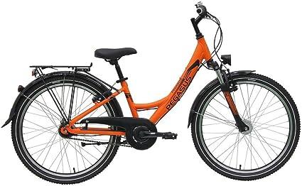 Pegasus Avanti – Bicicleta para niña (24 pulgadas, 3 marchas ...