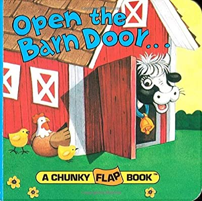 Open The Barn Door A Chunky Bookr from Random House Books for Young Readers