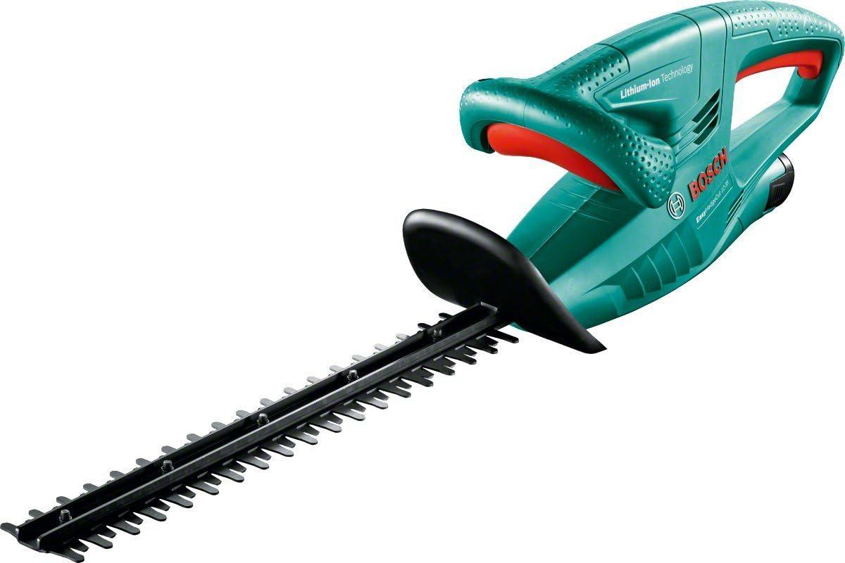9: Bosch 0600849B72 Easy Hedge Cut 12-35 Cordless Hedge Cutter
