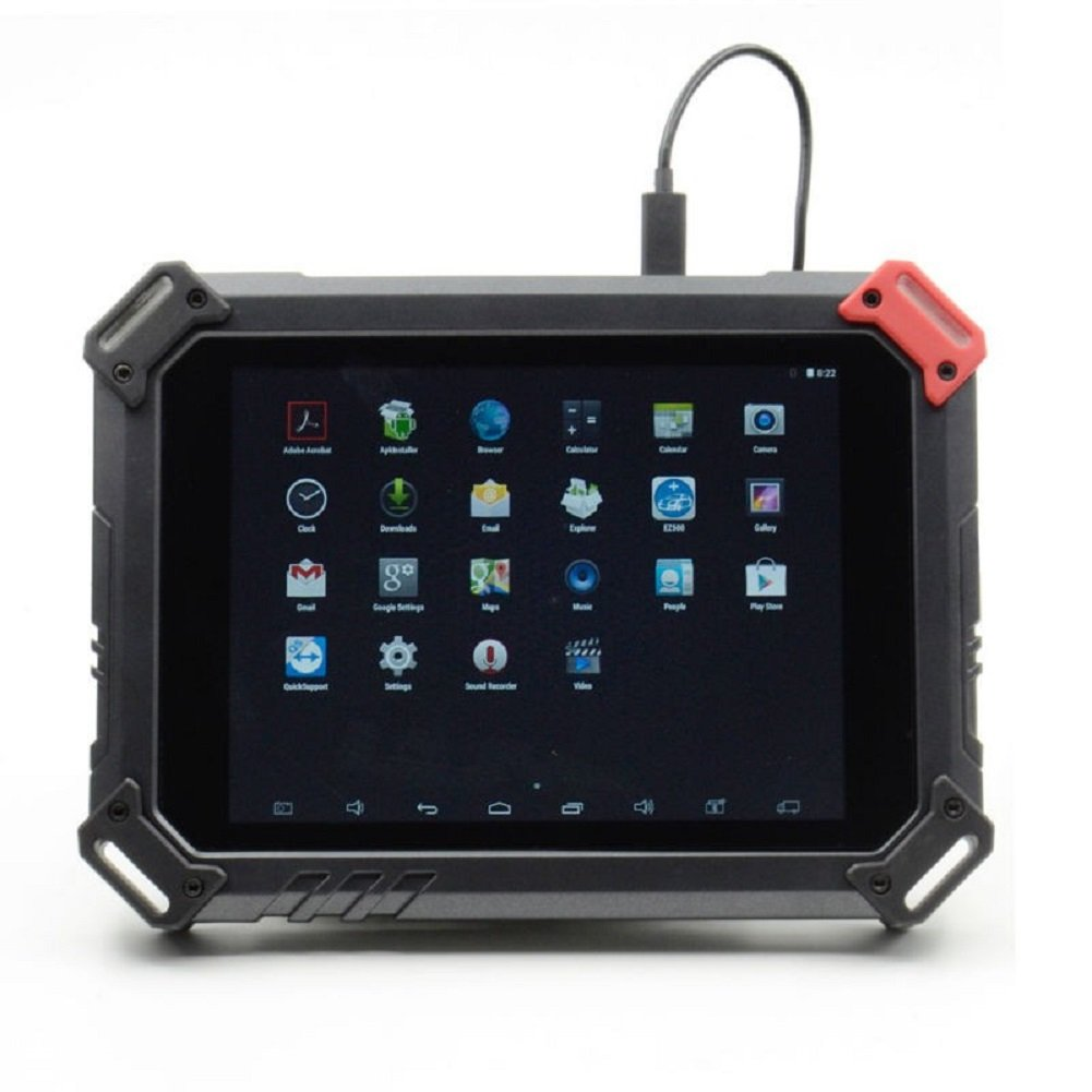 Autool XTOOL EZ500 Full-System Diagnosis for Gasoline Vehicles Code Scanner With Special Function Online Update