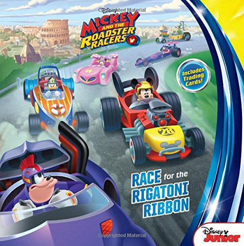 Mickey and the Roadster Racers Race for the Rigatoni -